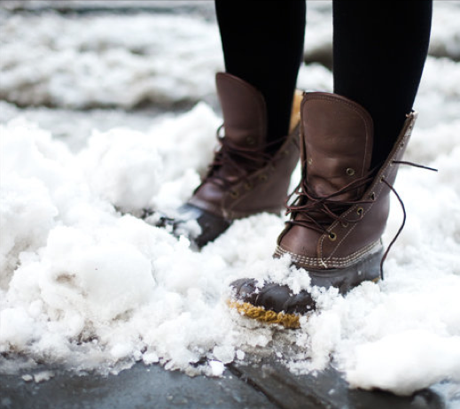 Select Protective Footwear for Winter Weather! – Advance PT