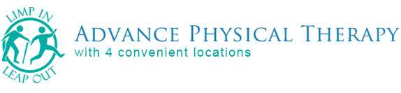 Advance Physical Therapy Retina Logo