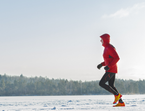 Avoiding Injuries During Outdoor Winter Training